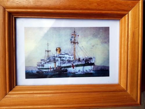Centaur hospital ship